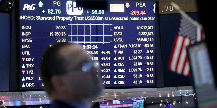 Techfondsen gaan weer omhoog op Amerikaanse beurzen