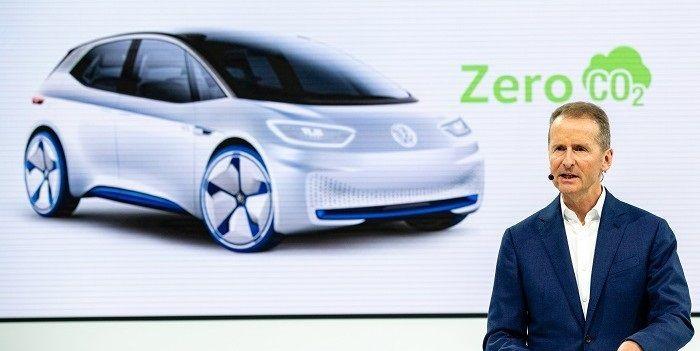 Reddit-belegger heeft aandeel Volkswagen in vizier