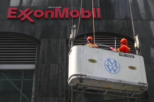 'Chevron en ExxonMobil spraken door impact crisis over fusie'