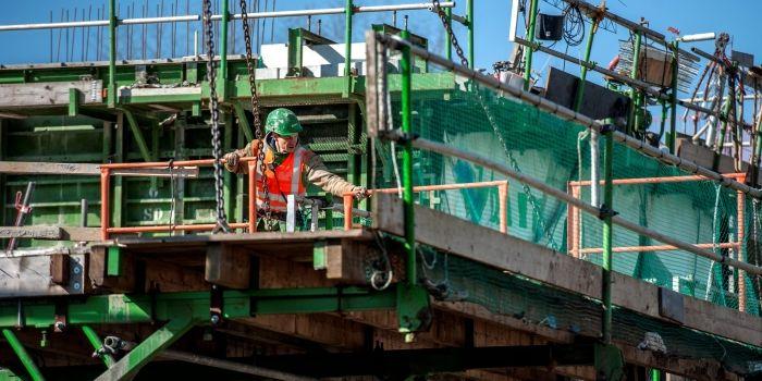BAM gaat bouwen aan Brits station op Zuidpool