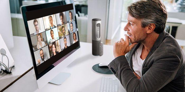 'Videovergaderingen kunnen deel zakenreizen blijvend vervangen'