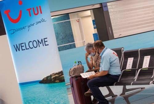 Touroperator TUI somberder over zomerdrukte
