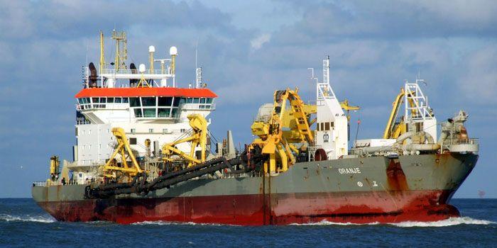 'Klus Suezkanaal heeft geen effect op jaarwinst Boskalis'