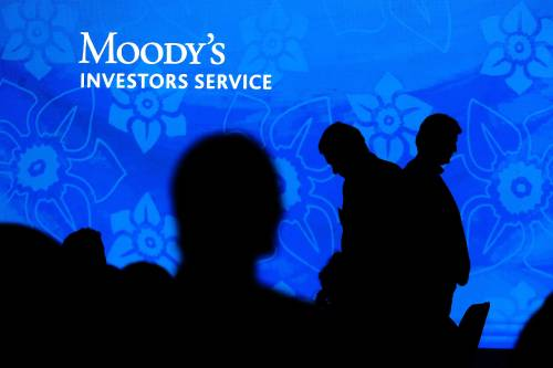EU-boete kredietbeoordelaar Moody's om belangenverstrengeling